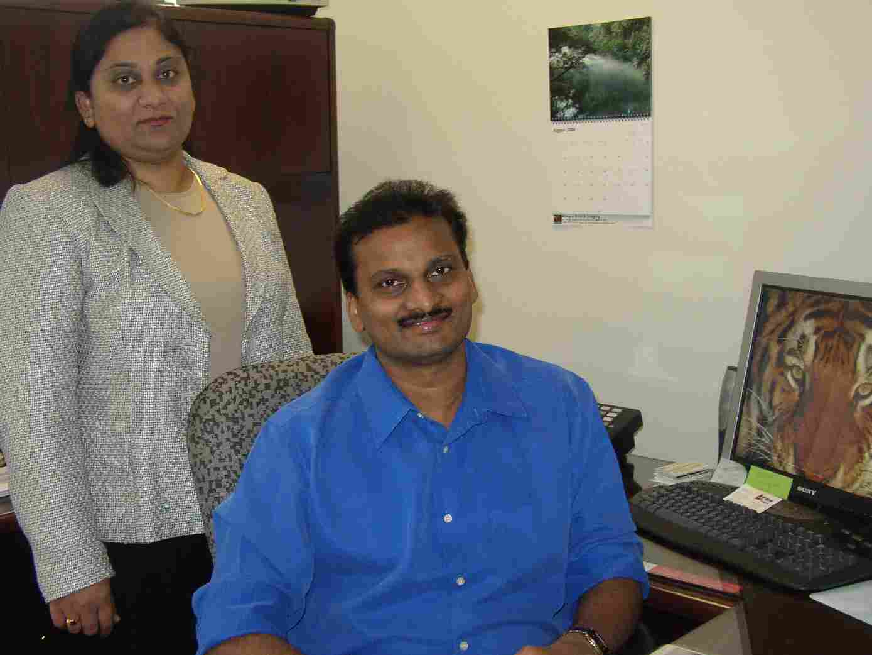 Lokvani Talks To Mohan And Shama Nannapaneni