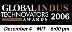 Global Indus Technovators Awards (GITA) 2006