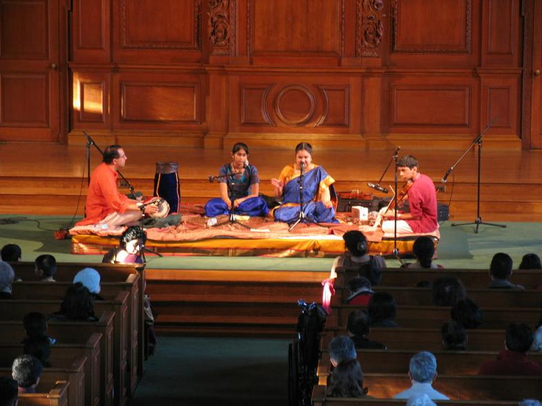 Indian Classical Music Concerts At Phillips Academy, Andover