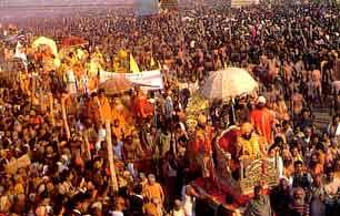 Kumbh Mela - A Drop Of Heaven, On Earth