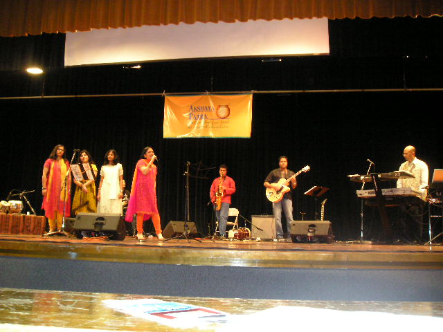 Delightful Concert Raises Five Grand
