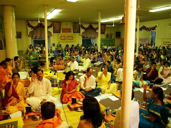 Gayatri Jayanti 2007: A Joyous Spiritual Celebration In Satsang Center