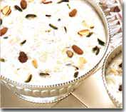 Recipes - K Is For Kheer