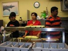 IANH Cooking At Nashua Soup Kitchen