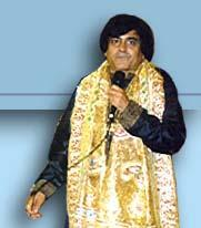 Narinder Chanchal To Perform In Sri Lakshmi Temple