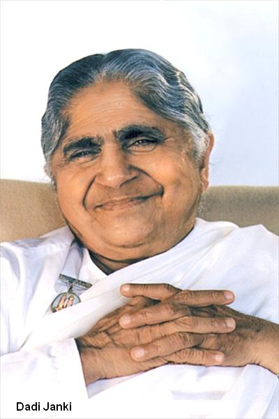 Dadi Janki Becomes Brahma Kumaris Chief