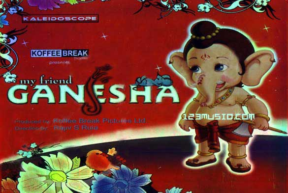 Music Review  - My Friend Ganesha