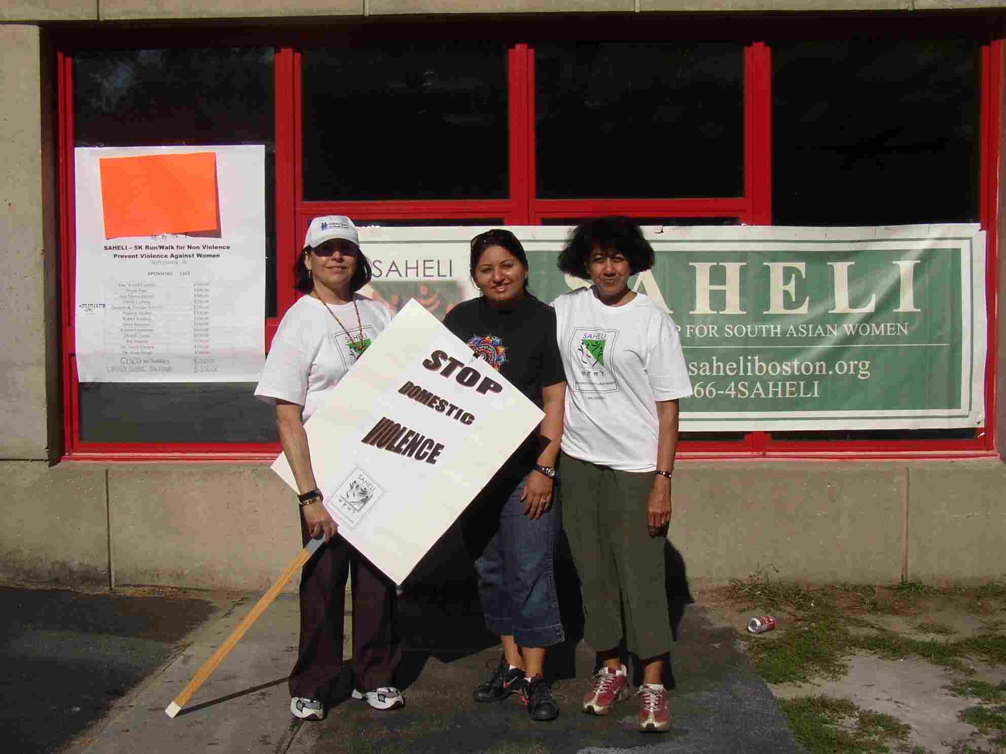 Saheli Walk Raises Awareness For Non Violence Against Women