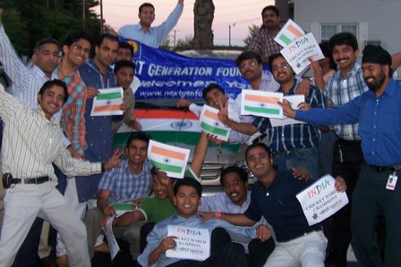 Expatriates In Boston Celebrate Indian T20 World Cup Win
