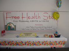 Free Health Stop By IMANE