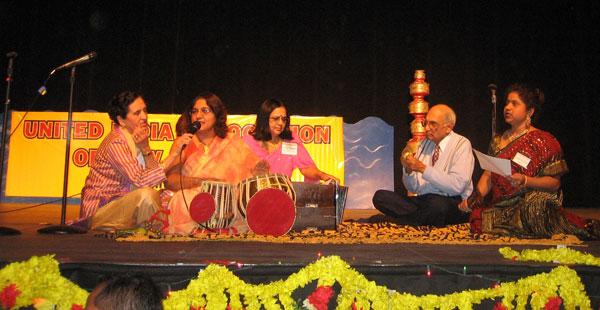 UIA Diwali - An Evening Of Music And Dance