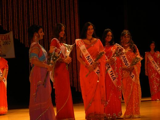 Neha Multani Crowned Miss India New York 2007