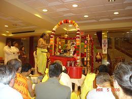 Maha Shivaratri Celebrated With Fervor At Chinmaya Mission