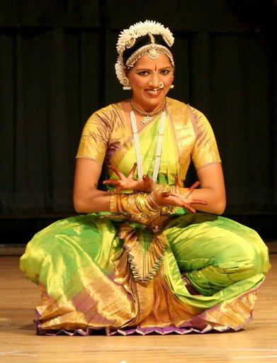 Arangetram - Maithreyi Shankar