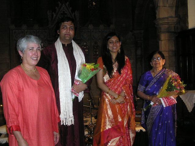 Abhishruti Bezbaruah Delights  Audience