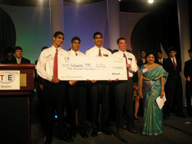 High School Students Gets A Taste Of Entrepreneurship At TYE Program