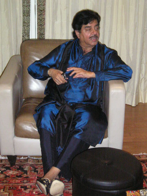 In Conversation With Shatrughan Sinha