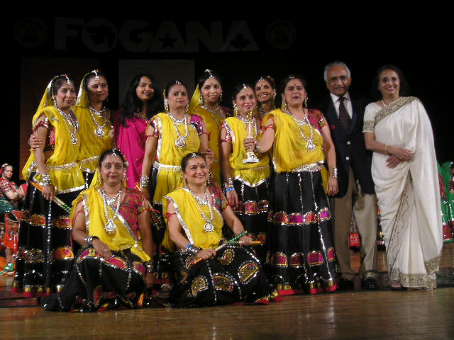 New England Teams Winners At  FOGANA