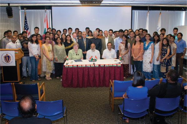 UMass Dartmouth Establishes $1 Million Indic Education Initiative