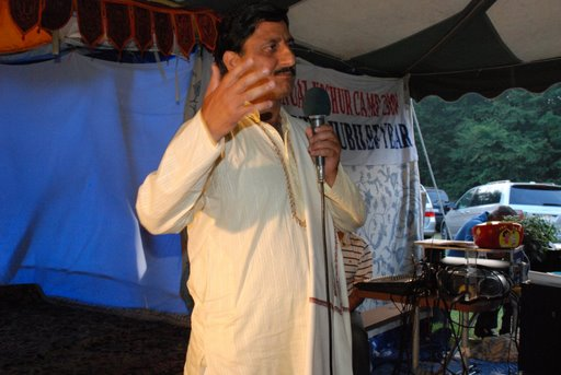 In Conversation With  Ashwani Kumar Chungroo