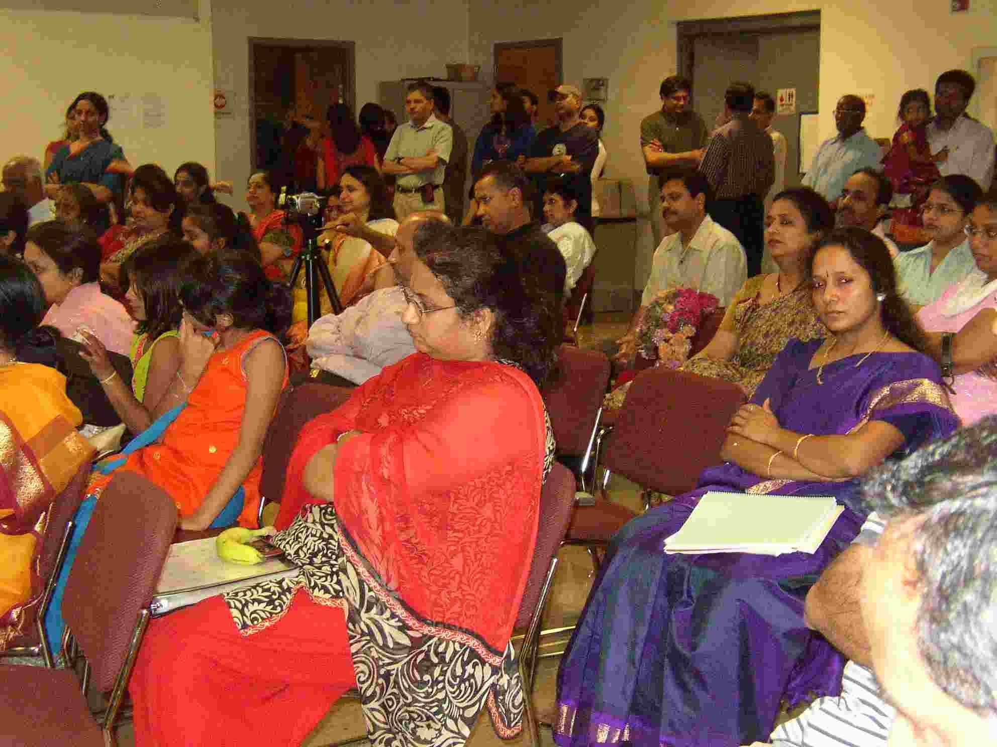 Swaramala - A  Musical Extravanganza To Benefit Ashland Temple