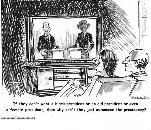 Cartoon: Election 2008