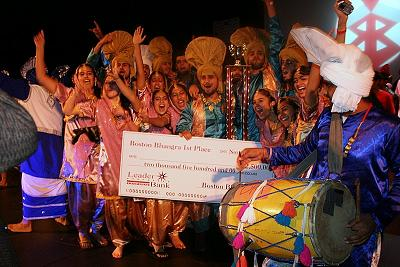 5th Annual Boston Bhangra Competition