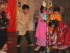 Indian  Americans Of Lexington Celebrate Diwali With Community Spirit