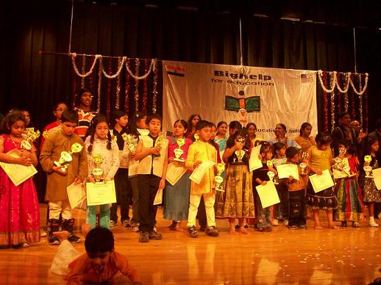 Spelling Bee, Dance And Music - All For A Good Cause
