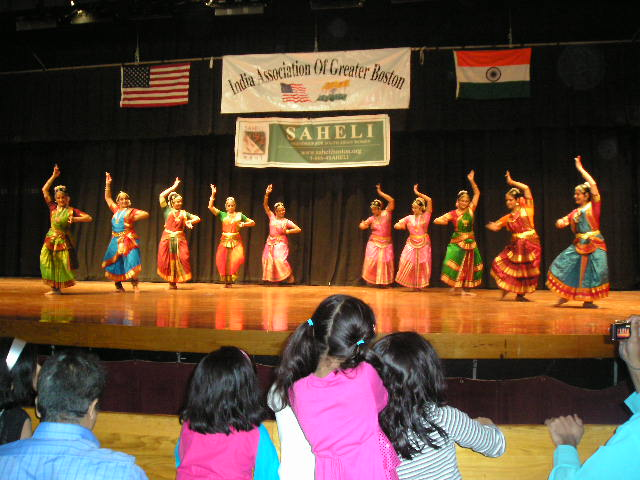 Bharatanatyam Teachers Take Center Stage At IAGB