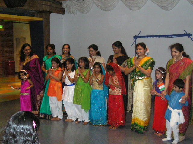 Boston Childrens Museum Celebrate Republic Day