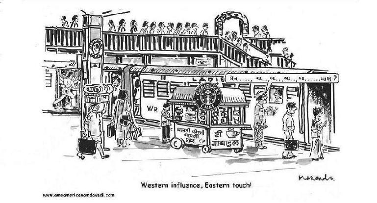 Cartoon: Chaibucks