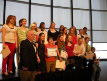 JFK Presidential Library Honors Broad Meadows Middle School Students