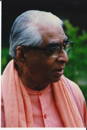"Obituary - Swami Sarvagatananda ""The Sunshine In Boston"