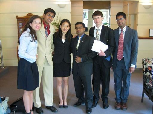 Choate Wins National Economics Competition