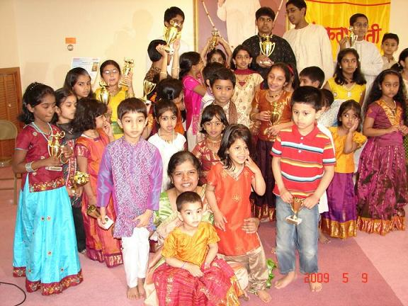 Samskrita Bharati's Fifth Annual Shloka Competition