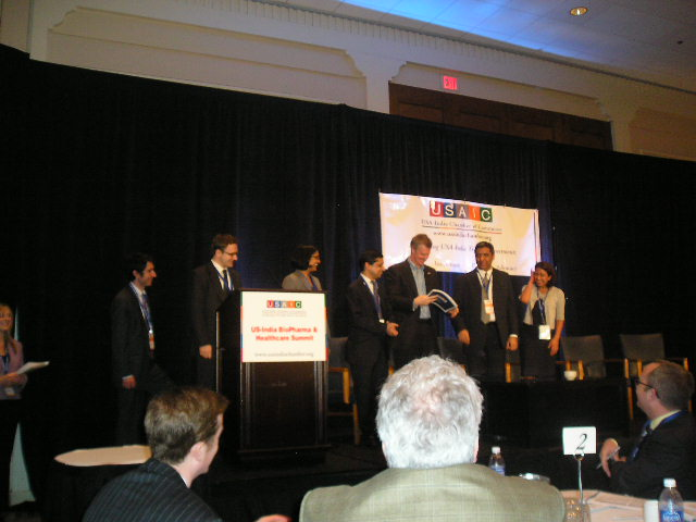 US-India BioPharma And Healthcare Summit 2009