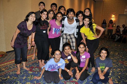 Bollywood Dance Workshop In Boston