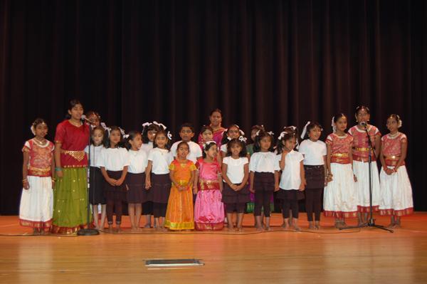 Boston Thamil Association's Kalai Vizha 2009 - A Solemn Dedication