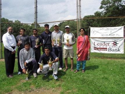 UML Teams Top IDRF Cricket Championship