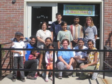 Grand Opening Of VPS Braj Center In The South Shore