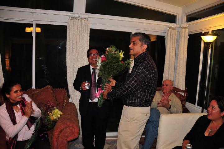 Ramon Magsaysay Award Winner Dr. Alip Felicitated