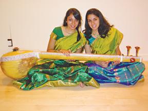 Music Arangetram - Swathi And Bhavna  Sivasubramanian
