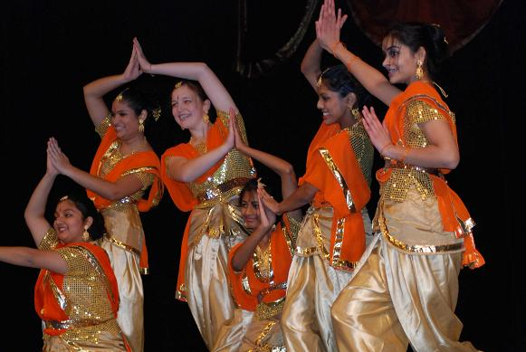 IANH Diwali Festival Attracts Over 700