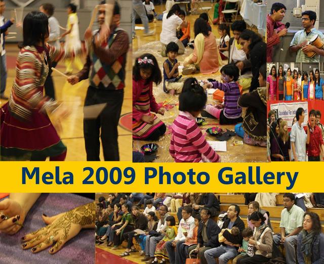 AID Organizes Mela 2009
