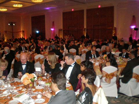 Spectacular AIF Gala' Bowties And Bangles ' Attracts Bostonites For Giving