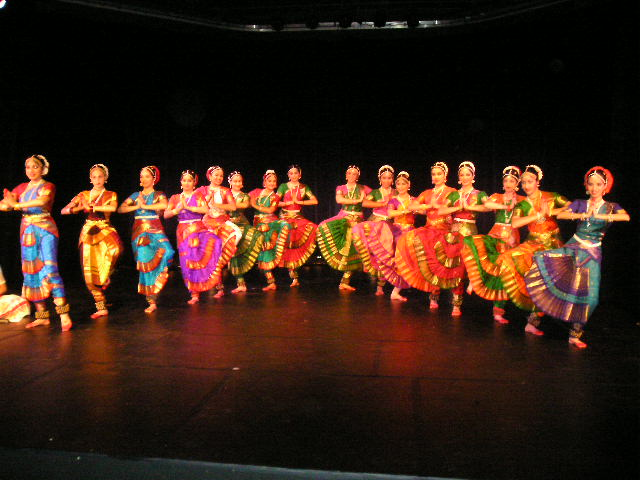 Laasya 2010 - Intercollegiate Classical Dance Competition