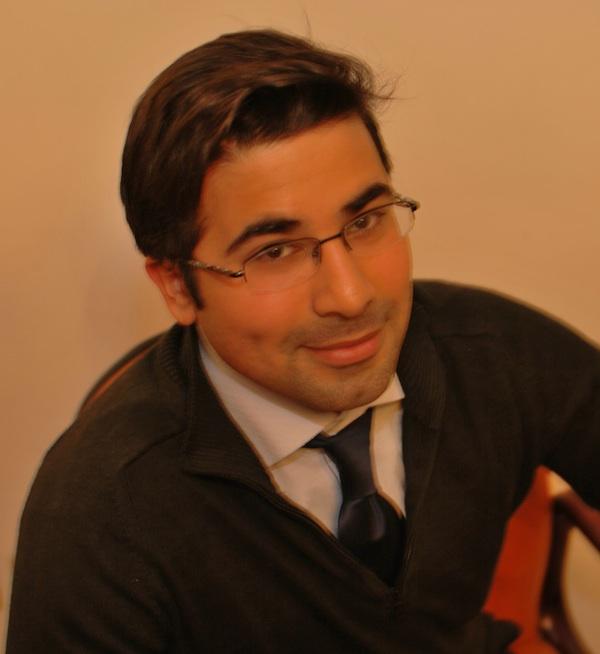 In Conversation With Zain Latif