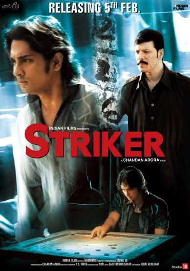 Music Review - Striker