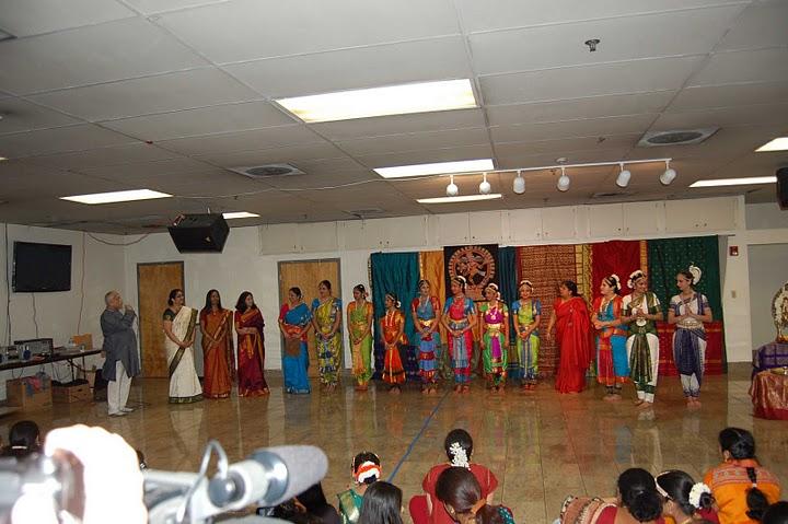 Record Particiapation At  Nrityanajali
